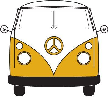Clipart vw bus