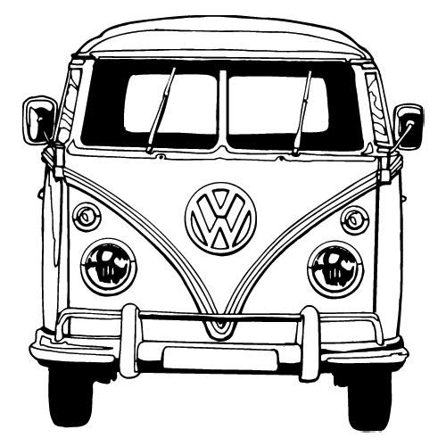 Cliparts vw bus vector stock Free Volkswagen Van Cliparts, Download Free Clip Art, Free Clip Art ... vector stock