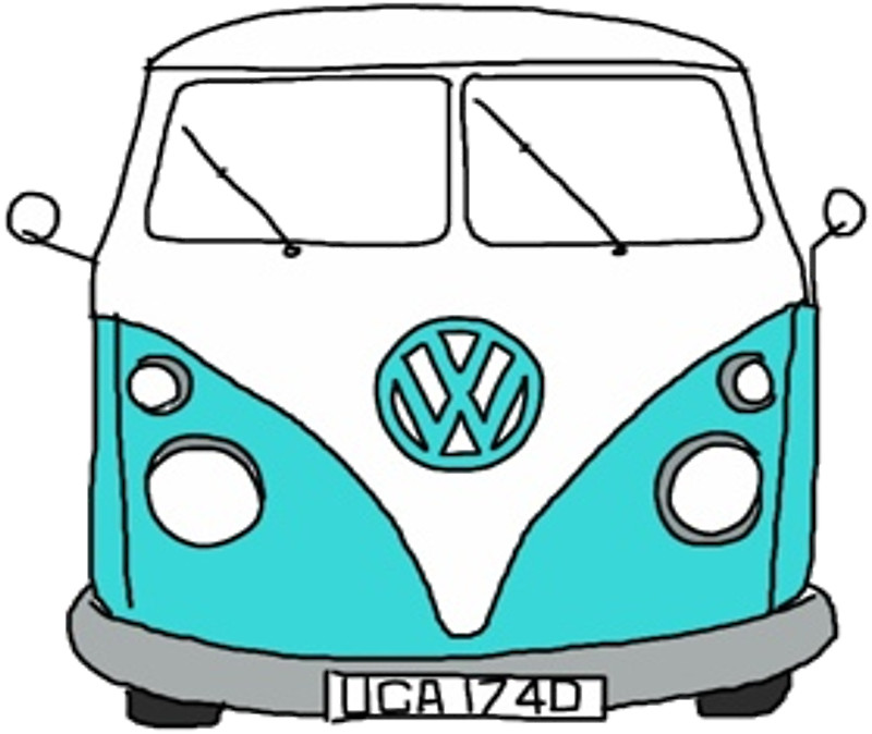 Vw adventure van clipart clip art freeuse library Vw Clipart | Free download best Vw Clipart on ClipArtMag.com clip art freeuse library