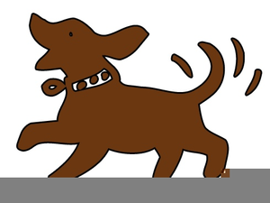 Clipart wagging freeuse stock Clipart Dogs Wagging Tails | Free Images at Clker.com - vector clip ... freeuse stock