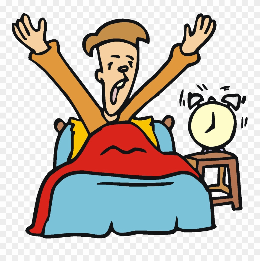 Waking up clipart png graphic free download Jpg Download Clipart Waking Up - Waking Up - Png Download (#695899 ... graphic free download