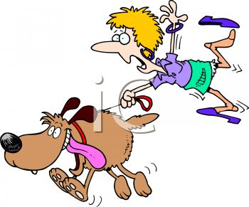 best images about. Clipart walk the dog