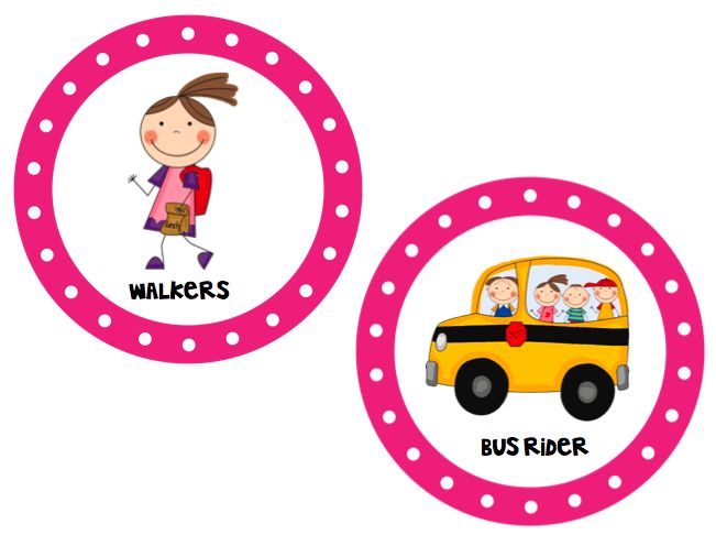 Clipart walkers from school jpg library download 17 Best images about School-Bus on Pinterest | First day of school ... jpg library download