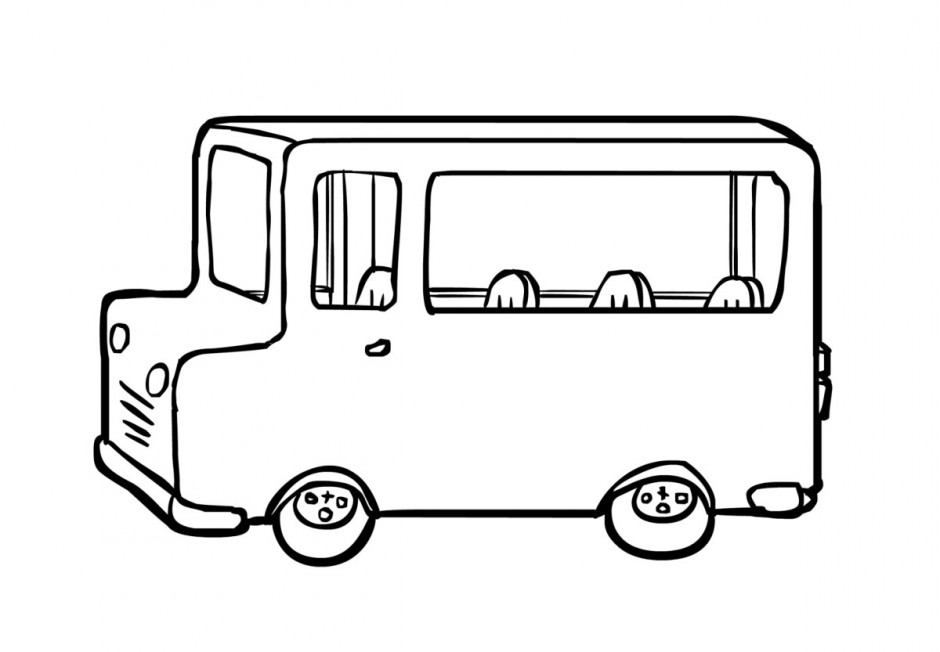Clipart walkers from school graphic royalty free library School Bus Outline | Free Download Clip Art | Free Clip Art | on ... graphic royalty free library