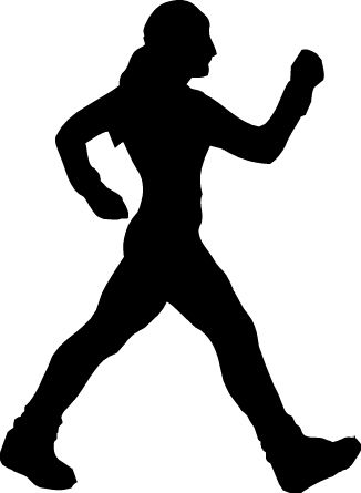 Clipart walking exercise graphic royalty free library Benefits of Walking #walking #exercise | Exercises | Easy weight ... graphic royalty free library