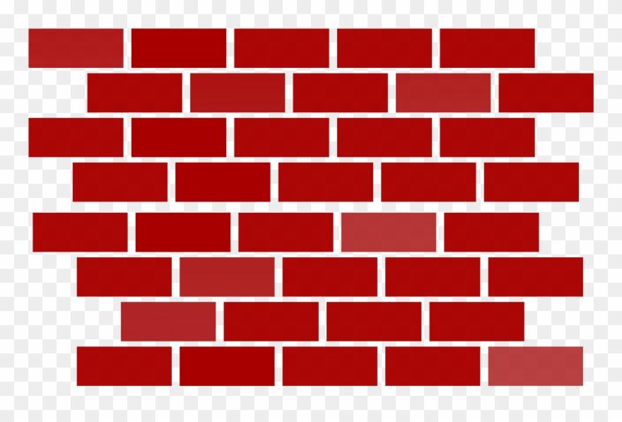 Clipart wall svg royalty free library Brick Wall Texture Clip Art Download - Barbados - Png Download ... svg royalty free library