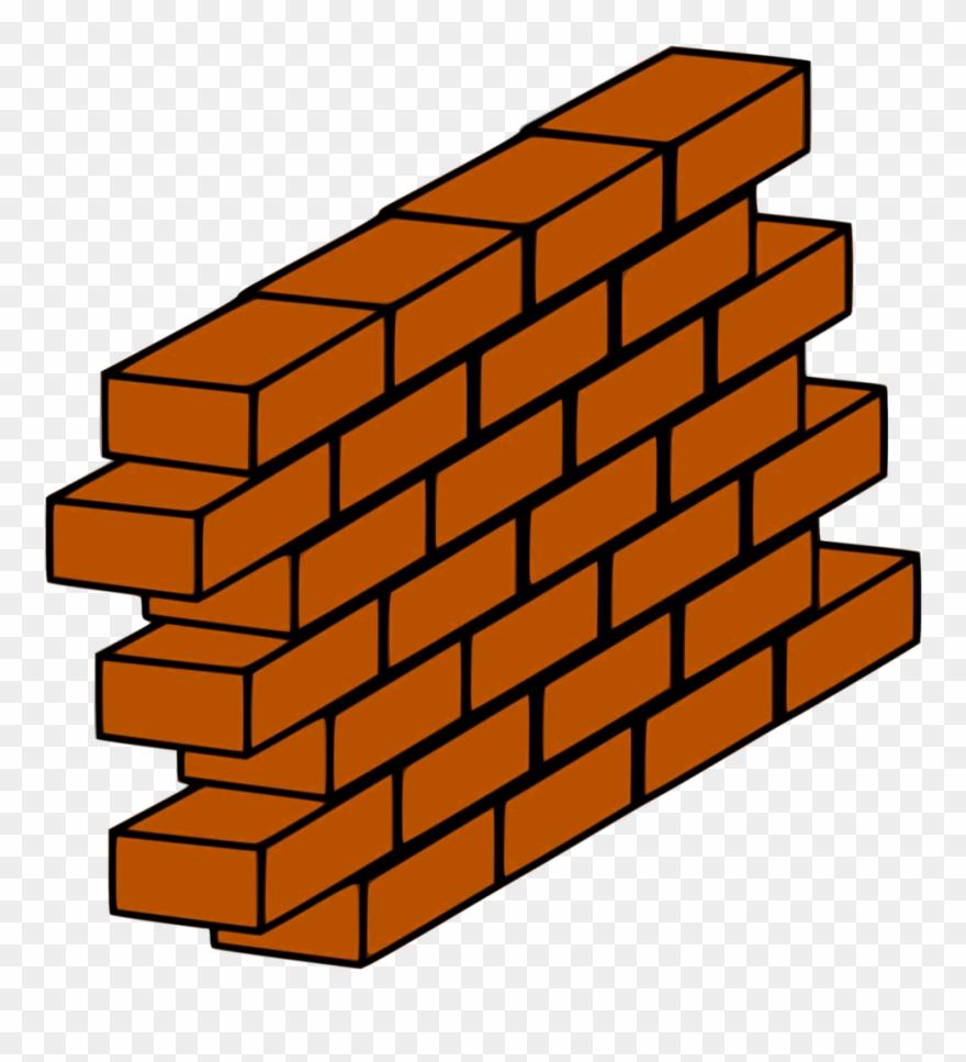 Clipart wall clipart freeuse stock Brick Wall Clip Art - Brick Wall Clipart - Png Download (#28647 ... clipart freeuse stock