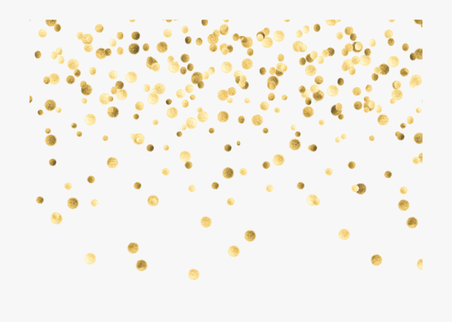 Clipart wallpaper transparent png royalty free Confetti Wallpaper, Confetti Background, Gold Background, - Gold ... png royalty free