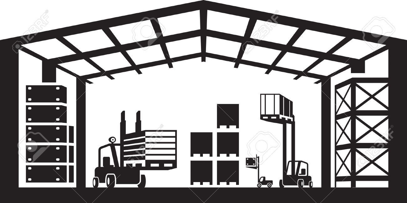 Warehouse picture clipart vector freeuse library Clipart warehouse 4 » Clipart Portal vector freeuse library