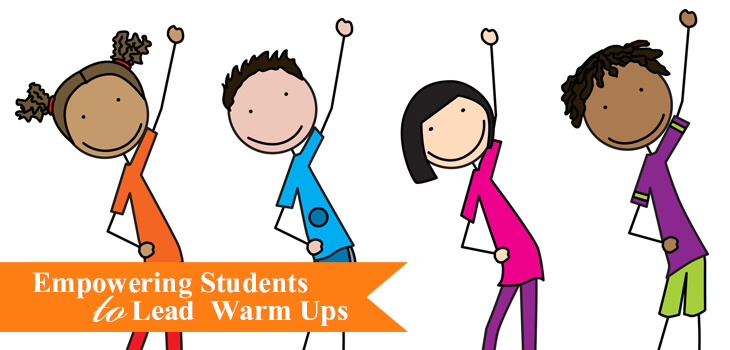 Warming up clipart picture black and white download Empowering Students to Lead Warm Ups - The P.E Geek picture black and white download