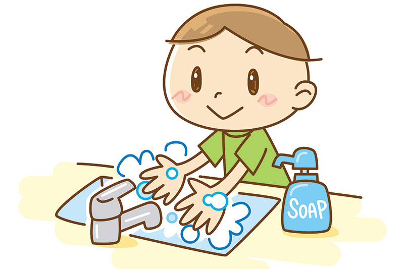 Clipart washing hands graphic royalty free Washing hands clipart collection of with soap jpeg - Clipartix graphic royalty free