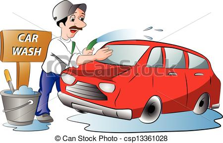 Clipart washing the car vector library download Washing Stock Illustrations. 47,519 Washing clip art images and ... vector library download