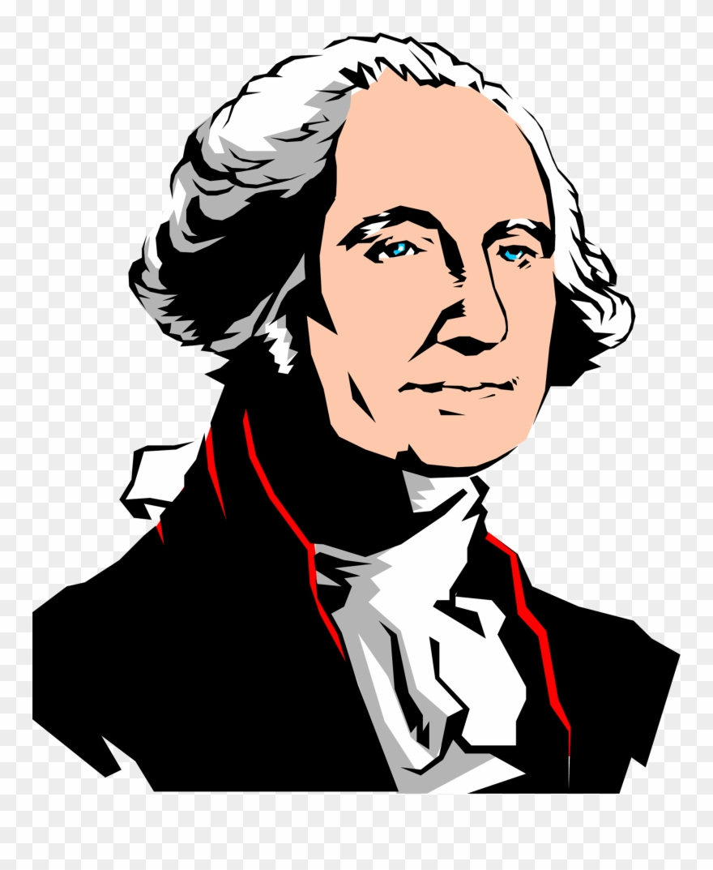 President washington clipart free Washington\'s Birthday Cliparts - Cartoon Image Of George Washington ... free