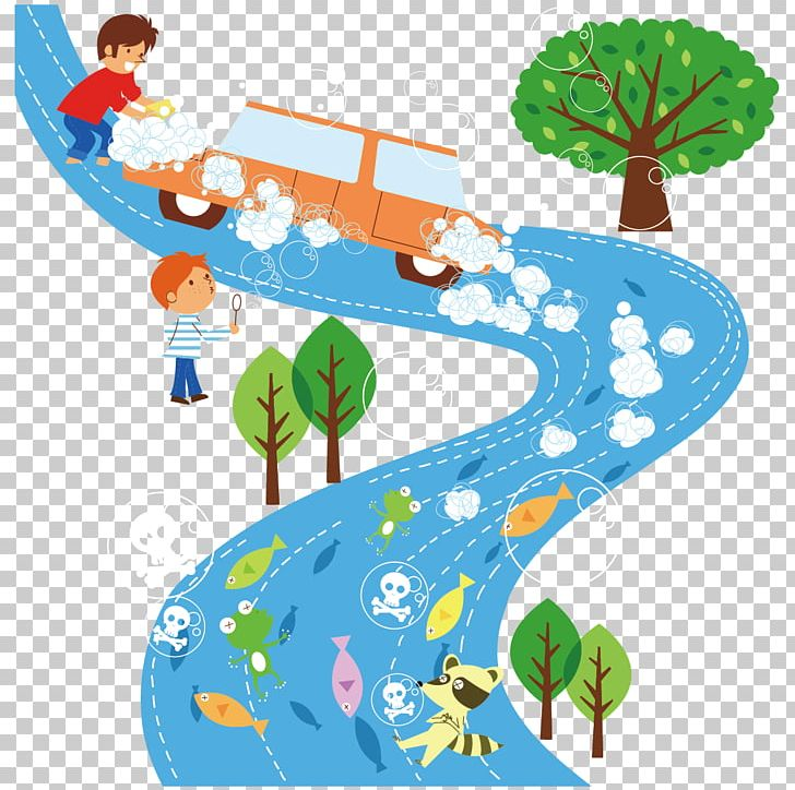 Water pollution clipart pictures jpg stock Water Pollution PNG, Clipart, Art, Cartoon, Child, Children ... jpg stock