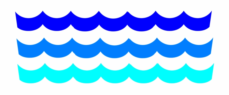 Clipart water waves transparent download Water Clipart Wave - Water Waves Clipart, Transparent Png Download ... transparent download