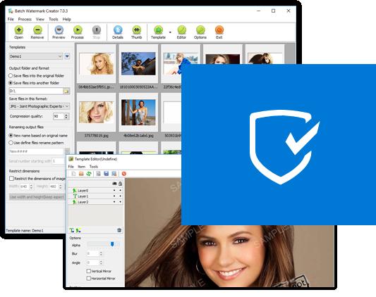 Clipart watermark creator vector free download Free download Batch Watermark Creator, Picture Merge Genius and ... vector free download