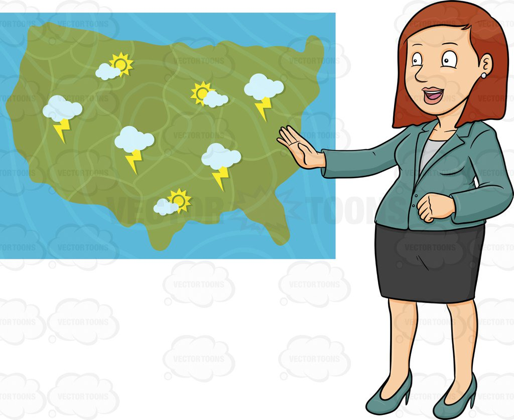 Clipart weather map png freeuse library Weather forecast clipart 3 » Clipart Station png freeuse library