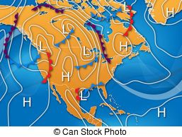 Clipart weather map clip freeuse stock Weather map clipart 3 » Clipart Portal clip freeuse stock