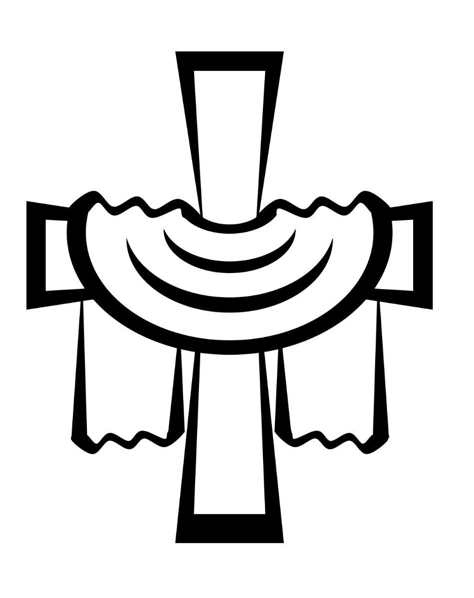 Clipart wedding and cross clipart black and white library Lutheran Cross Clip Art N4 free image clipart black and white library