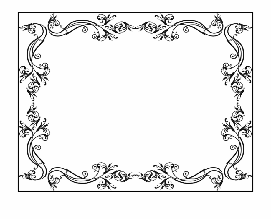 Clipart wedding borders and frames banner freeuse stock Wedding Borders And Frames , Png Download - Transparent Wedding ... banner freeuse stock