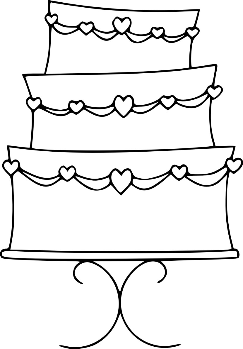 Clipart wedding cake clip royalty free download Free Wedding Cake Cliparts, Download Free Clip Art, Free Clip Art on ... clip royalty free download