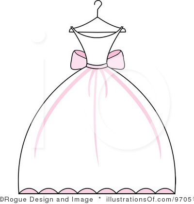 Clipart wedding dress clipart graphic royalty free clipart wedding dress clipart clipartfest. vintage wedding dress ... graphic royalty free