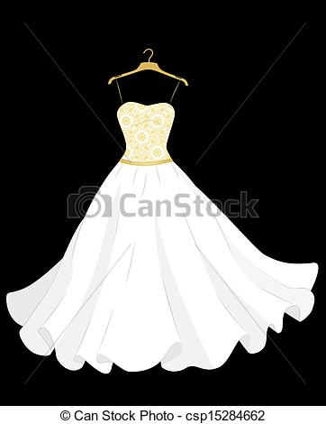 Clipart wedding dress clipart banner black and white clipart wedding dress clipart clipartfest. vintage wedding dress ... banner black and white
