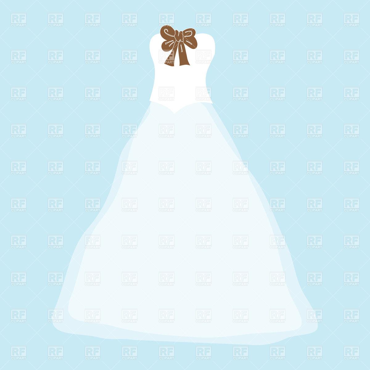 Clipart wedding dress clipart jpg library stock Clipart wedding dress clipart - ClipartFest jpg library stock