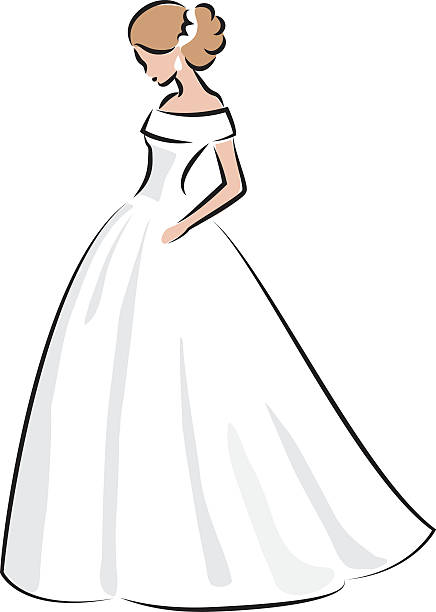 Clipart wedding dresses clipart free Wedding Dress Clipart WEDDING IDEAS Fabulous Gown Clip Art Quality 8 ... clipart free