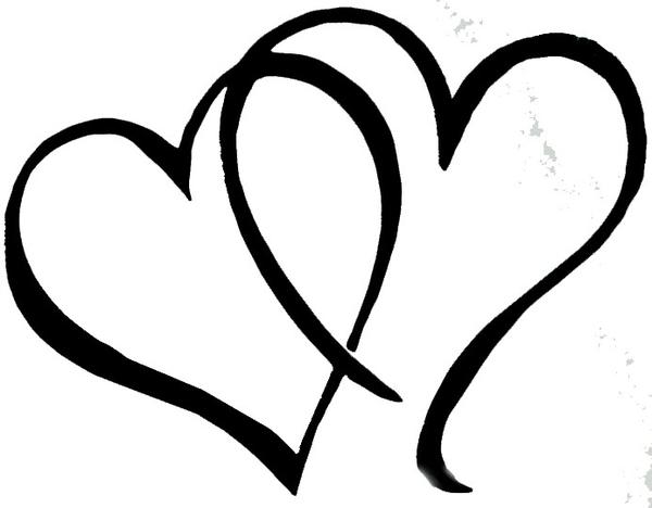 Clipart wedding hearts clip art royalty free download Wedding Heart Clipart | Clipart Panda - Free Clipart Images clip art royalty free download