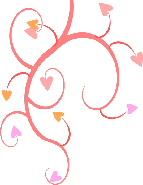 Clipart wedding hearts graphic black and white download Wedding Hearts Clipart | Free Download Clip Art | Free Clip Art ... graphic black and white download