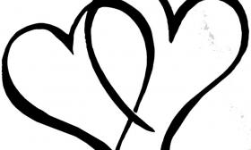 Heart panda free images. Clipart wedding hearts