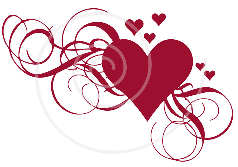 Clipart wedding hearts clipart free library Wedding Heart Clipart - Clipart Kid clipart free library