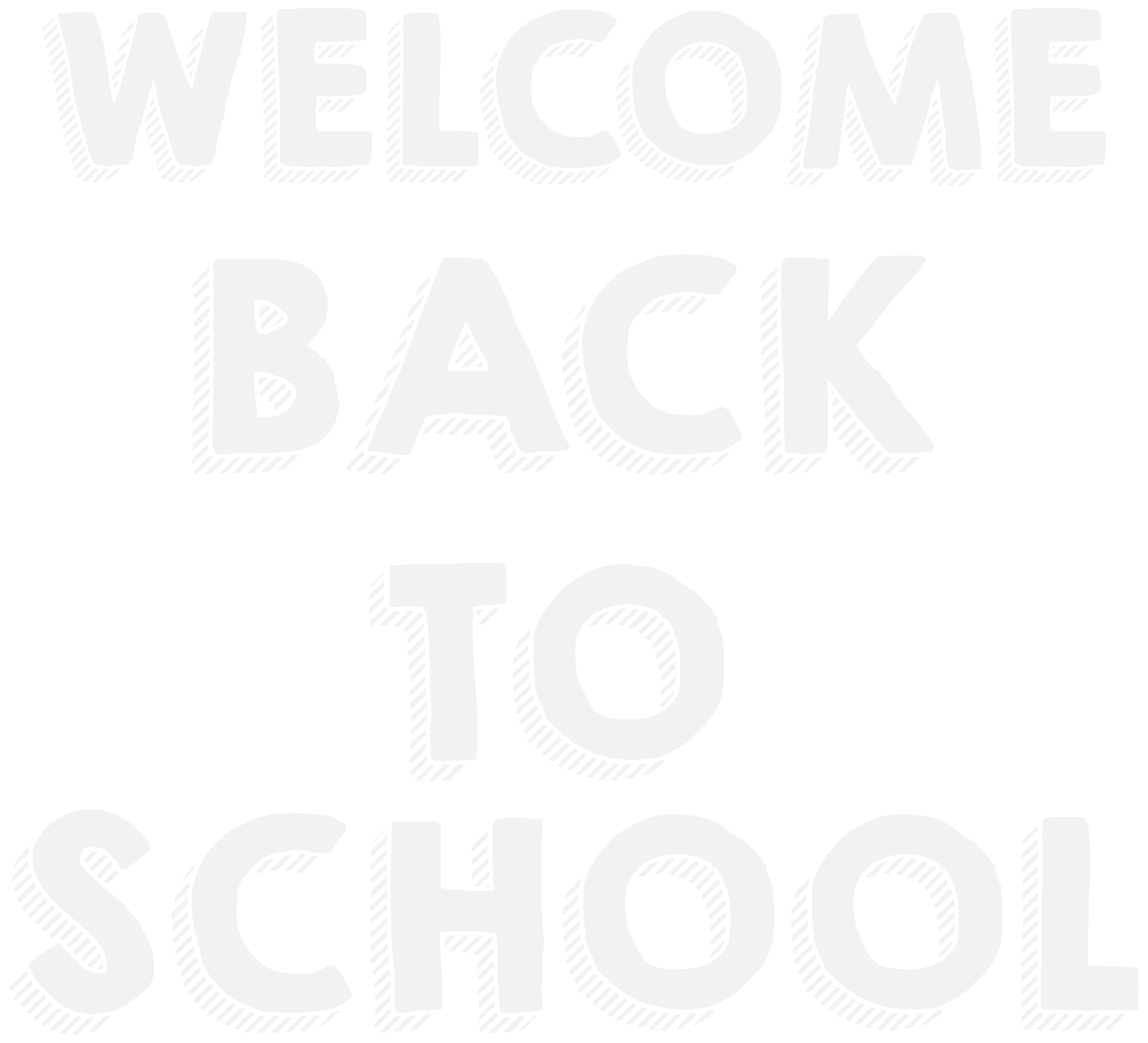 Welcome back to school clipart black and white banner freeuse Welcome Back to School PNG Clip Art Image | Gallery Yopriceville ... banner freeuse