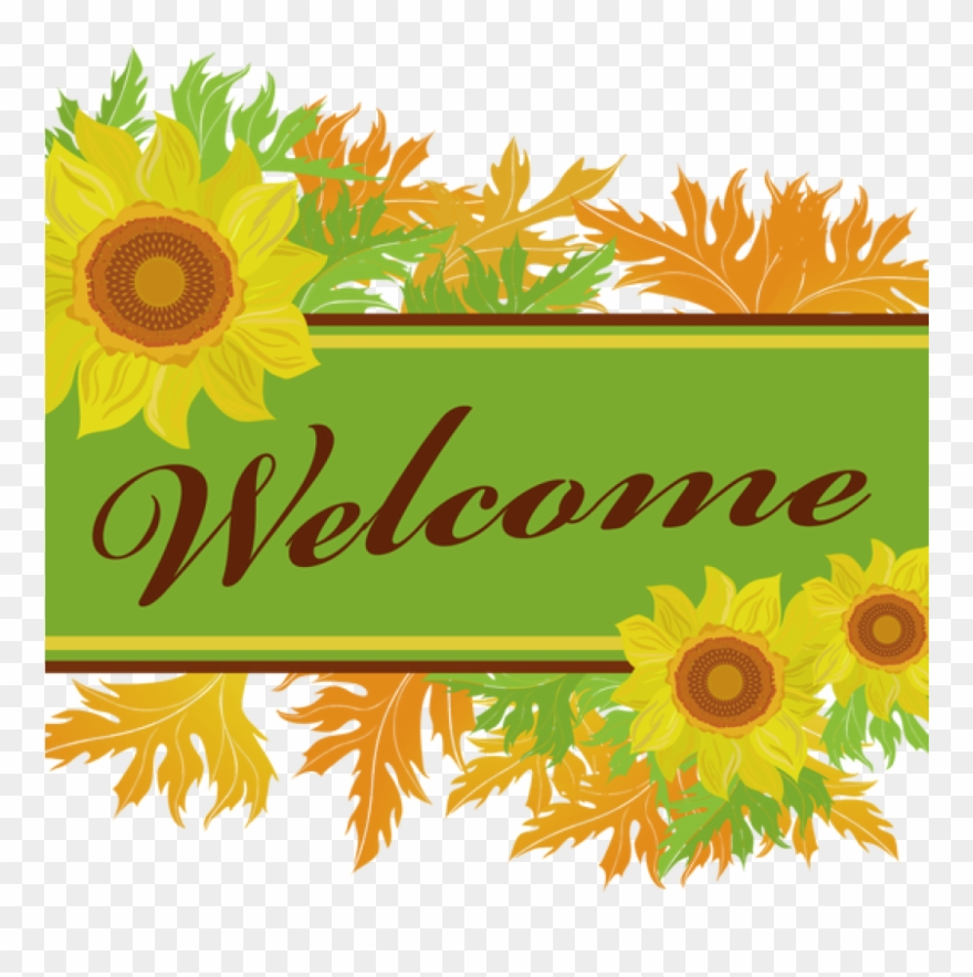 Clipart welcome signs picture freeuse stock Welcome Sign Clip Art Dog Clipart - Fall Welcome Signs Clipart - Png ... picture freeuse stock