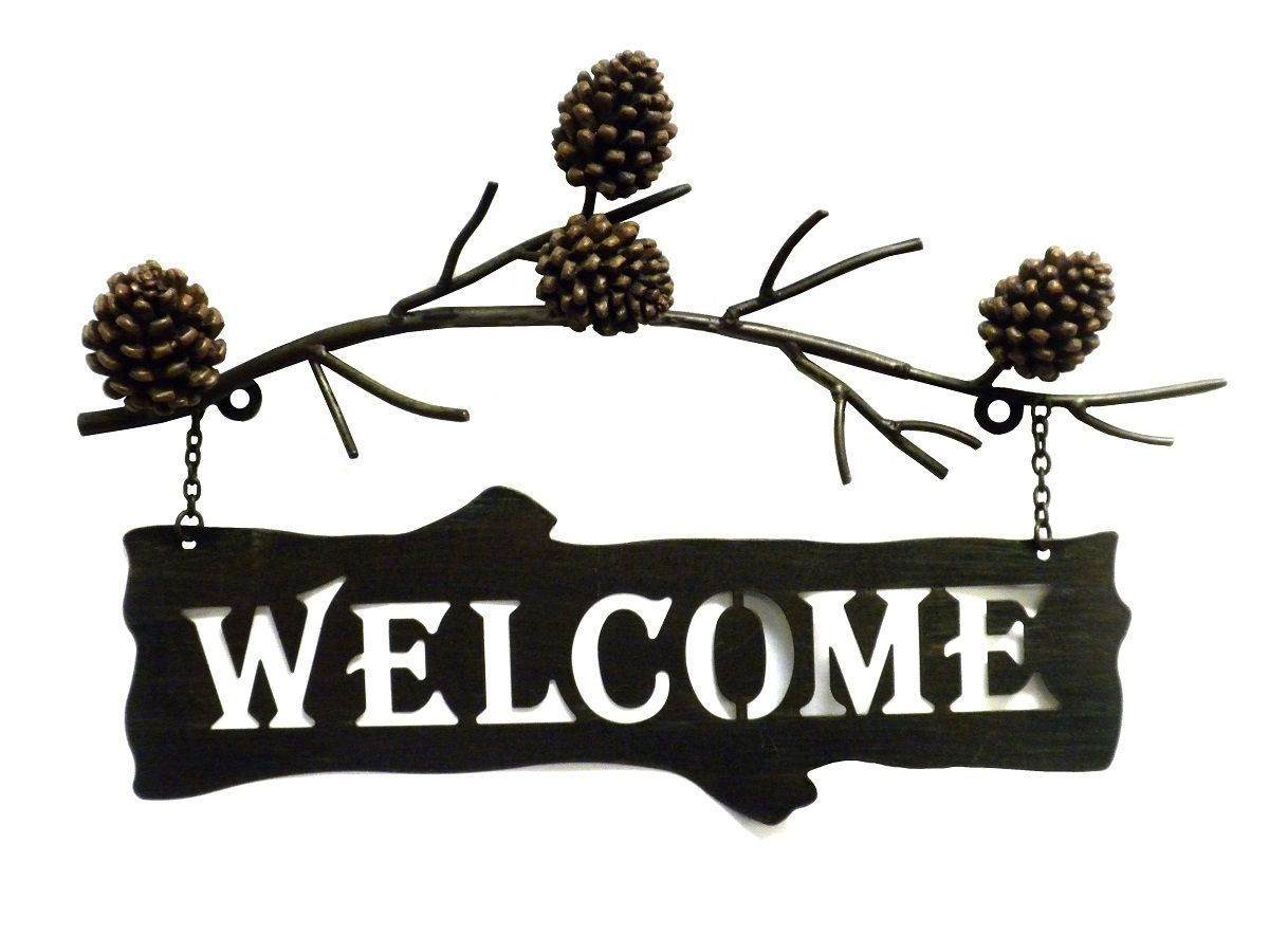 Clipart welcome signs picture black and white Welcome Sign Clipart - Cliparts and Others Art Inspiration   welcome ... picture black and white