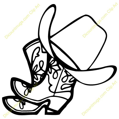Cowboy boots clipart free image free library Cowgirl Boots Clipart | Free download best Cowgirl Boots Clipart on ... image free library
