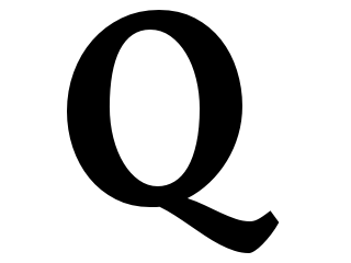 Clipart what does it stand for svg freeuse What does the Q stand for? - Clip Art Library svg freeuse
