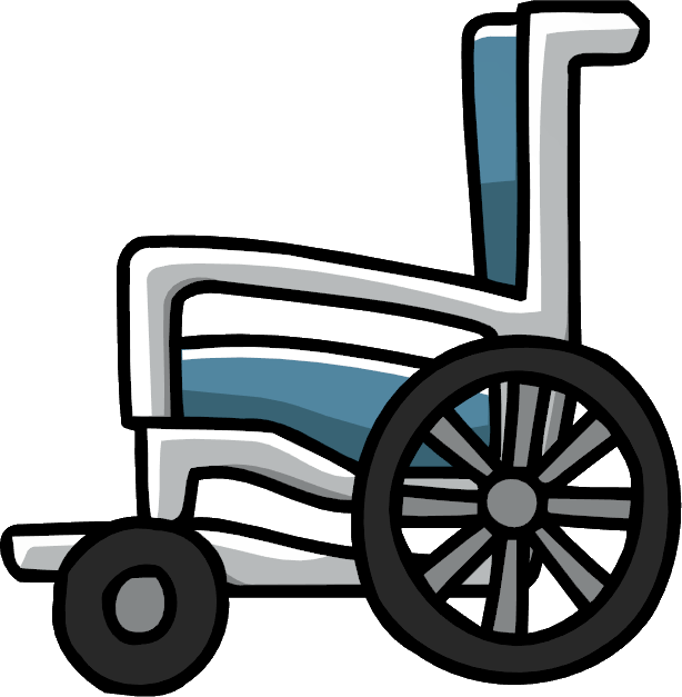 Clipart wheelchairs svg Wheelchair Clipart transparent PNG - StickPNG svg
