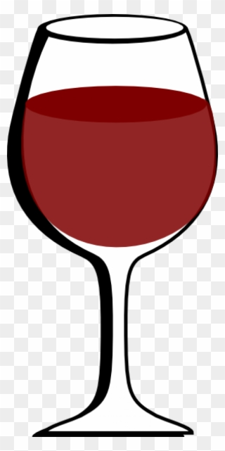 Clipart white outline of red wine glass jpg royalty free download Free PNG Wine Glass Clipart Clip Art Download - PinClipart jpg royalty free download