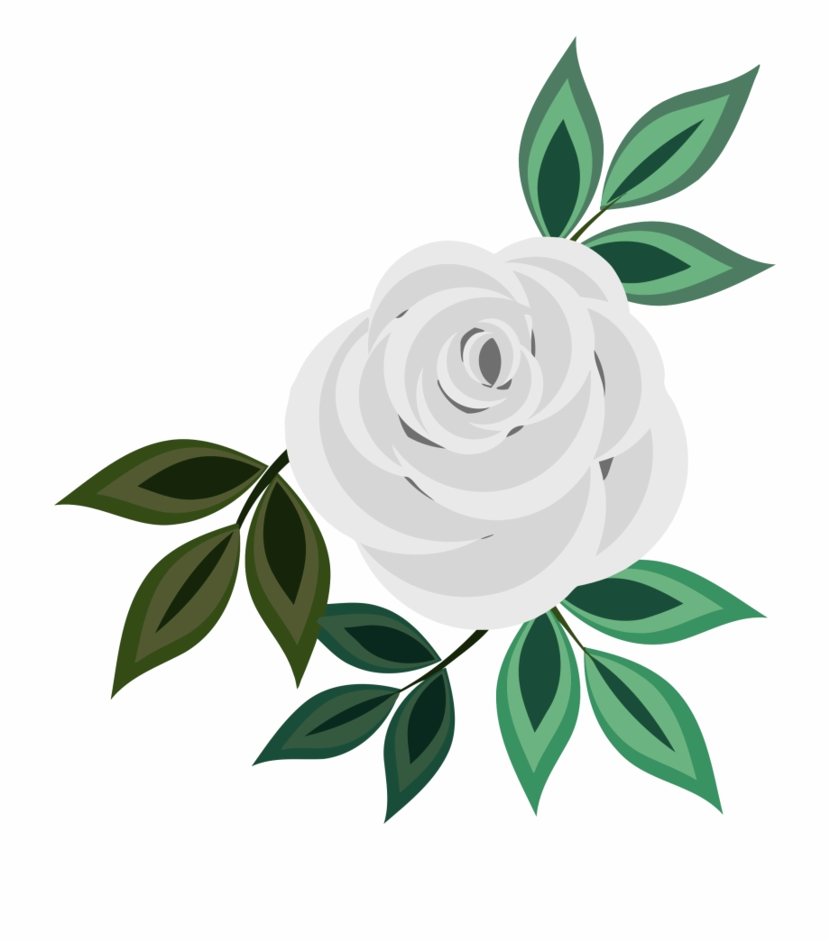 Clipart white rose graphic freeuse stock This Free Icons Png Design Of Rose 20 - Png White Rose Clipart ... graphic freeuse stock