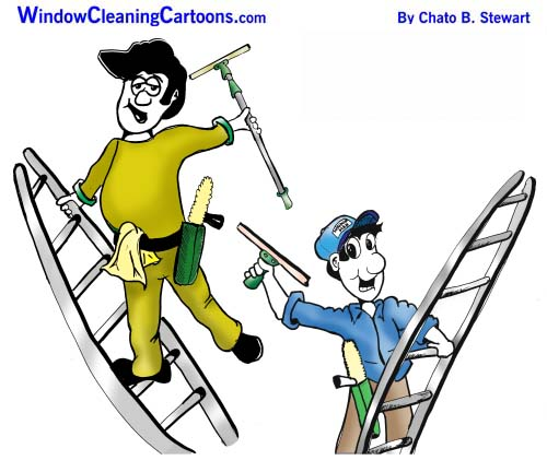 Clipart window washing clip art freeuse download clipart « Window Cleaning Cartoons clip art freeuse download