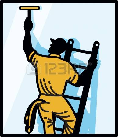 Clipart window washing banner free 1,625 Window Cleaning Stock Illustrations, Cliparts And Royalty ... banner free