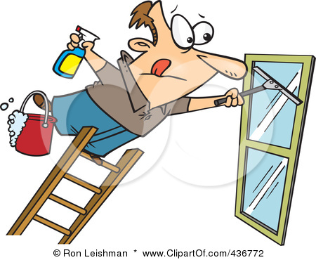 Clipart window washing clipart download Window Cleaning Clipart - Clipart Kid clipart download