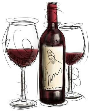 Clipart winery royalty free library Wine Clipart Group with 68+ items royalty free library