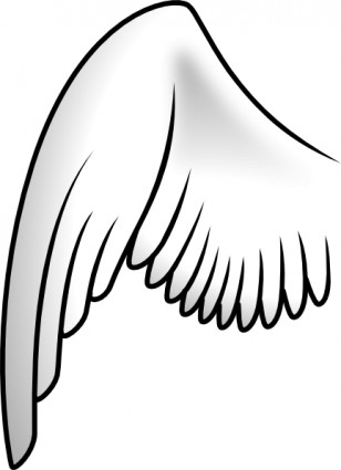 Wings clipart images png royalty free library Wing clip art | Clipart Panda - Free Clipart Images png royalty free library