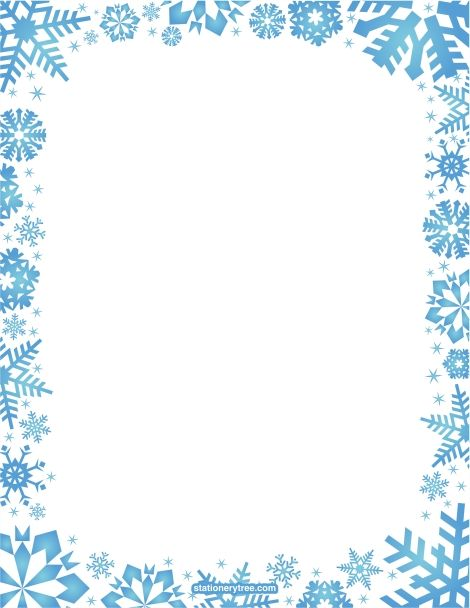 Snowman border clipart free image free library Free Snowflake Frame Cliparts, Download Free Clip Art, Free Clip Art ... image free library