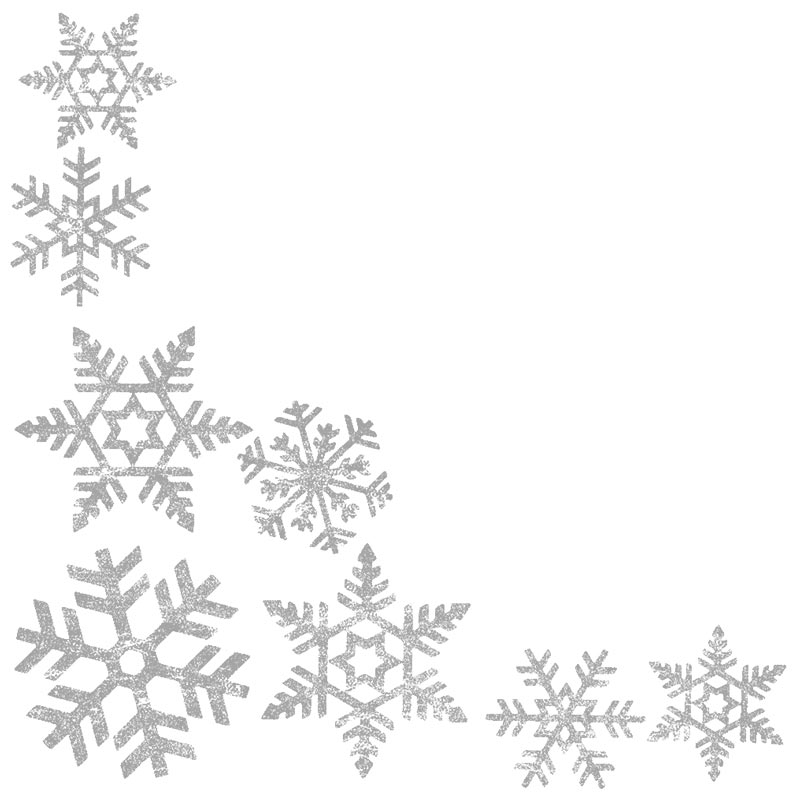 Free Snowflake Frame Cliparts, Download Free Clip Art, Free Clip Art ... png free