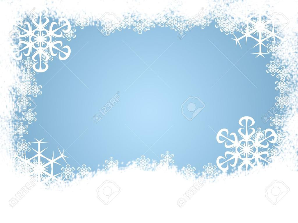 Clipart winter borders image transparent stock Holiday Background Pictures Clipart Download Borders Winter ... image transparent stock