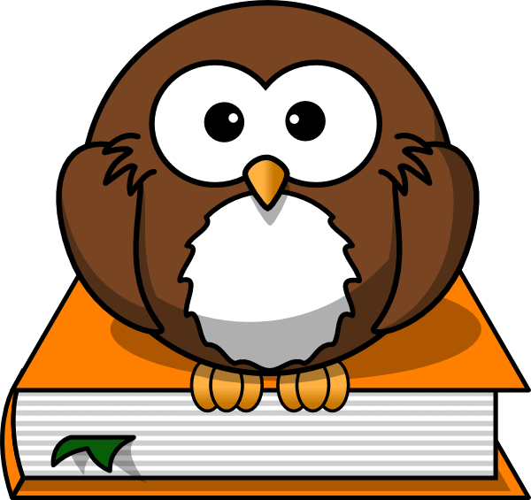 Clipart wise owl jpg free library Wise Owl Clip Art at Clker.com - vector clip art online, royalty ... jpg free library